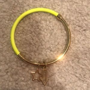 Marc Jacobs Neon bangle